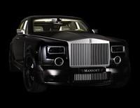 Salon de Francfort : Rolls-Royce Phantom Conquistador by Mansory