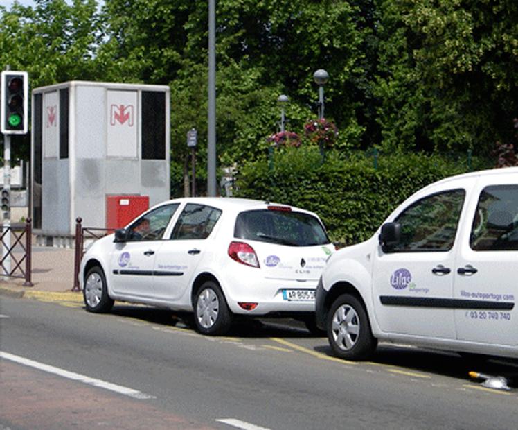lilas autopartage propose d sormais 14 stations et 30 v hicules lille. Black Bedroom Furniture Sets. Home Design Ideas