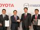 Toyota et Mazda se rapprochent encore