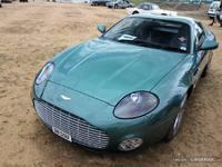 Photos du jour : Aston Martin DB7 Zagato (Le Mans Classic)