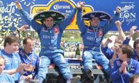 Sébastien Loeb renoue avec la victoire