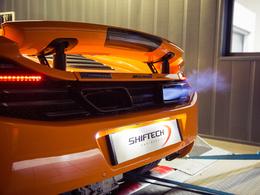 Vidéo : ShifTech passe la McLaren MP4-12C à 704 ch