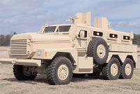 Force Protection Cougar H Series 6x6 : alors c'est qui le plus fort maintenant ?!