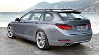 Future BMW Série 5: comme ça.