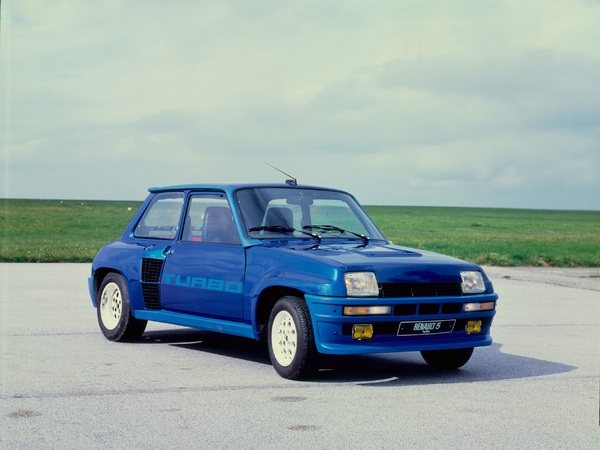 (Vidéo) La R5 Turbo a 30 ans!