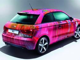 (Minuit chicanes) Du grand art - Quand Audi titille BMW