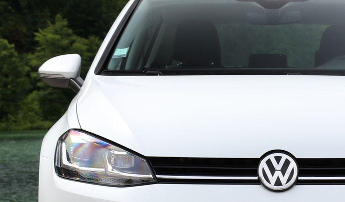 Volkswagen Golf 8: une version à hybridation légère