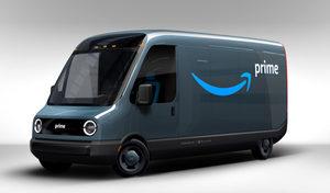 Amazon : commande énorme de 100000 vans électriques auprès de Rivian