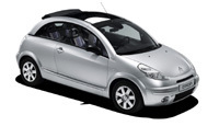 Citroën C3 Pluriel « Coté Sud » : sous le soleil