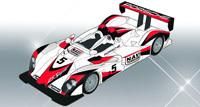 24 Heures du Mans: Les Porsche RS Spyder en force