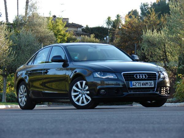 Essai vidéo - Audi A4 : quatre pour le prix d'une