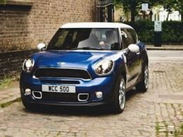 Mondial 2012 : la Mini Paceman en photos