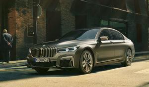 BMW à l'assaut de Porsche et Tesla avec une i7 ?