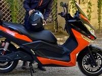 Une offre de printemps pour le scooter électrique français Pink Fly