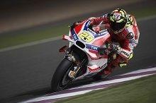 MotoGP - Qatar J.2 : Iannone à la vitesse de la lumière