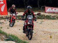 Test - Stage Honda Off Road Center David Frétigné: Indispensable!