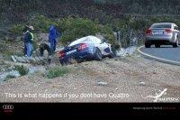 BMW versus Audi : la guerre des fausses pubs