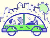 La voiture autonome pourrait faire chuter les ventes automobiles de 40%