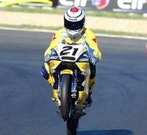 Championnat de France Superbike à Albi : les 125, Ornella Ongaro deuxième, chapeau Mademoiselle