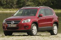Volkswagen Tiguan: la gamme, les prix