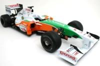 F1: Force India présente sa VJM02 !