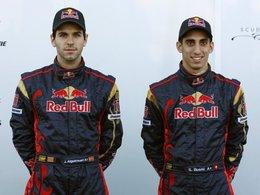F1 : Toro Rosso reconduit ses pilotes