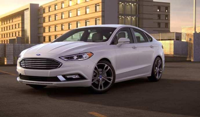 Ford Fusion Parts >> Ford : la berline va disparaître sur son propre sol