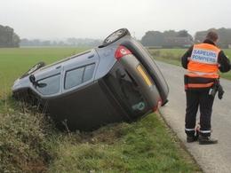 Baisse de la mortalité routière en août 2012: -7,6%