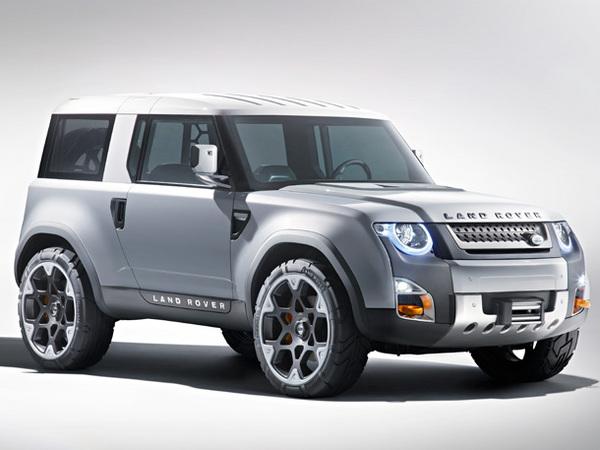 Land Rover réserve le nom Landy, probablement pour un SUV urbain