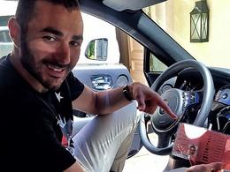 Karim Benzema a-t-il vraiment été arrêté pour conduite sans permis ?