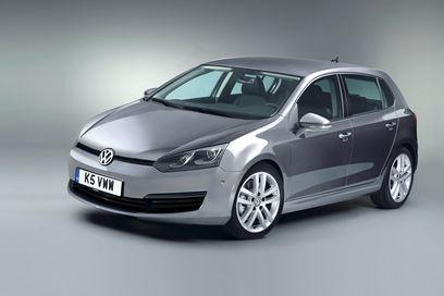 future VW Golf VII : comme ça en 2012 ?