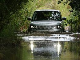 Nouveau Range Rover: des informations supplémentaires...