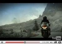 La Honda VFR 1200F 2010 fait sa promo... [vidéo]