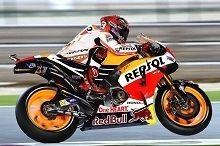 MotoGP - Qatar Márquez : « je suis content ! »