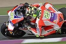 MotoGP - Qatar Iannone : « sans Redding je signais la pole position »