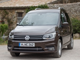 actualit volkswagen caddy. Black Bedroom Furniture Sets. Home Design Ideas