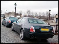 La photo du jour : Maserati Quattroporte