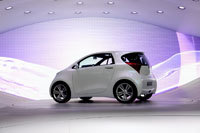 Francfort Live: Toyota IQ Concept: Toy' Toy