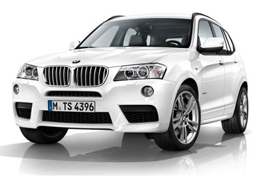 nouveau bmw x3 voici le pack m sport. Black Bedroom Furniture Sets. Home Design Ideas