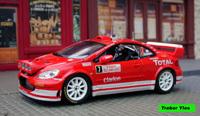 Miniature : Peugeot 307 WRC