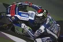 Moto GP - Qatar : Lorenzo en patron