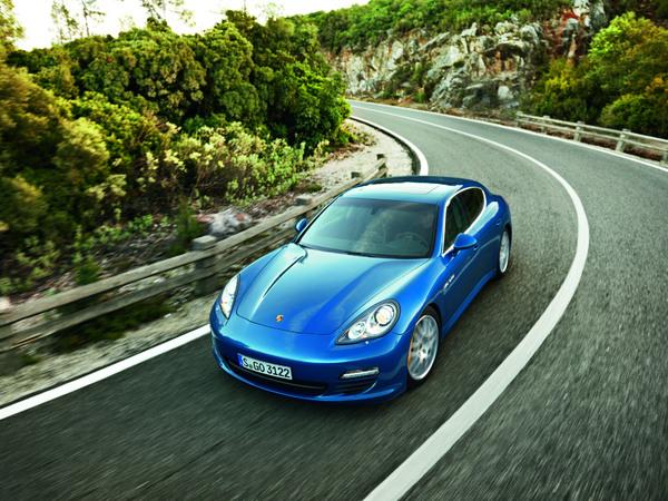 Des plateformes Porsche pour les futures Bentley