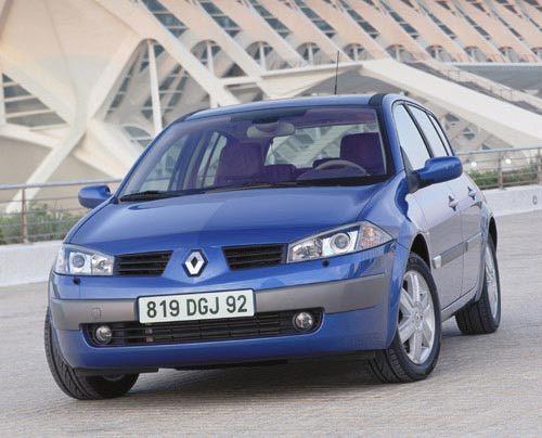 Que valent en occasion les 25 voitures   les plus vendues en 2003 ?
