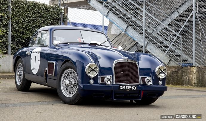 Photos du jour : Aston Martin DB2 (Exclusive Drive)