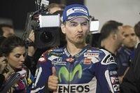 MotoGP - Qatar : Lorenzo a de quoi être fier