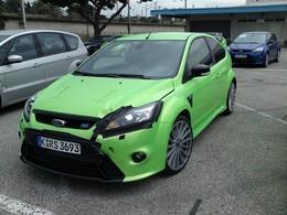 Nouvelle Ford Focus RS : déjà au tas !!