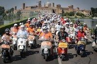 Vespa World Days 2014 : une participation record à Mantova