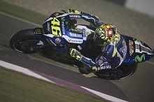MotoGP - Qatar : Rossi à la fois si près et trop loin