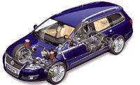 La Volkswagen Passat désormais disponible en 4Motion