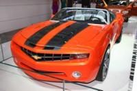 En direct de Francfort : Chevrolet Camaro Cabrio Concept